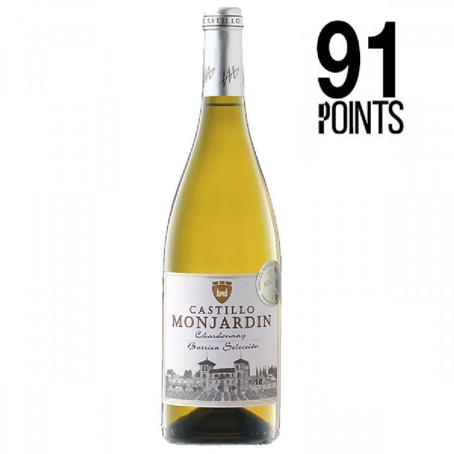 Chardonnay Barrica Selección by Castillo de Monjardin 2014