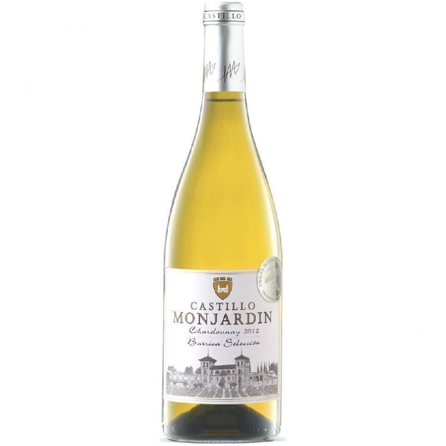 Chardonnay Barrica Selección by Castillo de Monjardin 2015