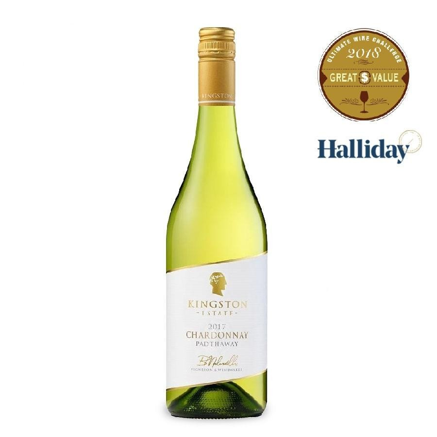 Chardonnay Padthaway by Kingston Estate 2017