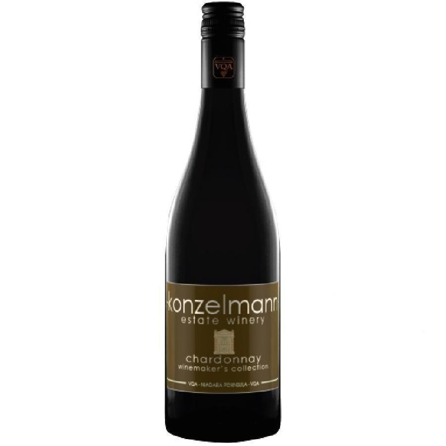 Chardonnay Winemaker's Collection VQA by Konzelmann Estate Winery 2013