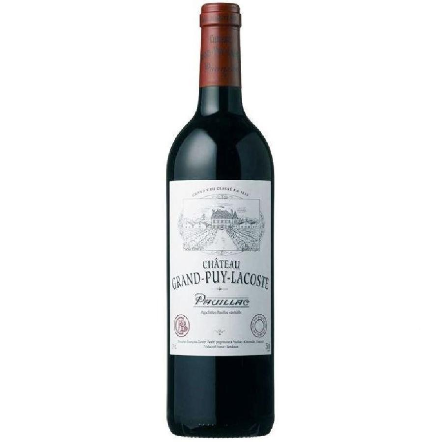 Chateau Grand Puy-Lacoste (OWC) 2010