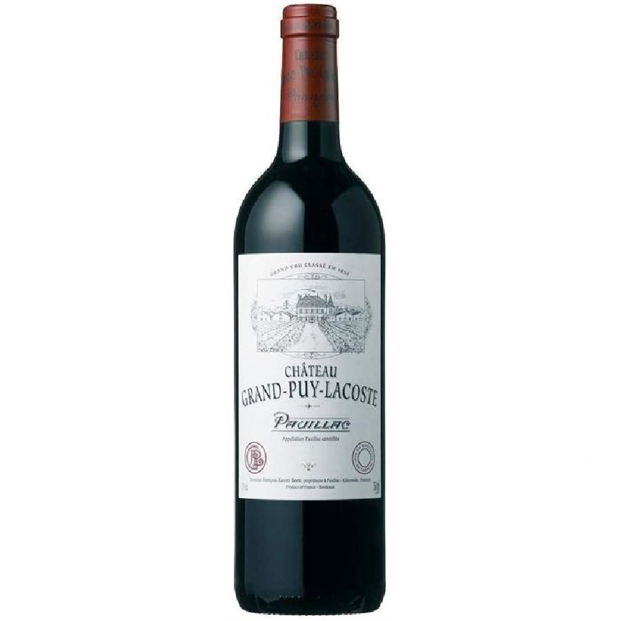 Chateau Grand Puy-Lacoste 2009