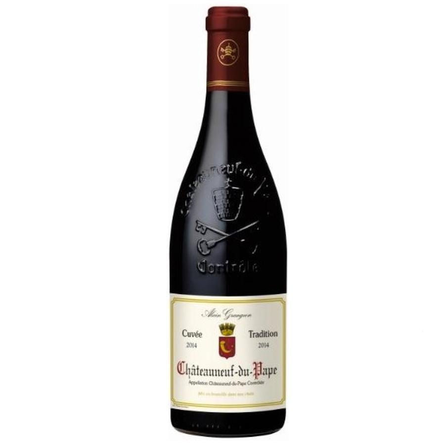 Chateauneuf du Pape Cuvée Tradition by Domaine de Cristia 2014