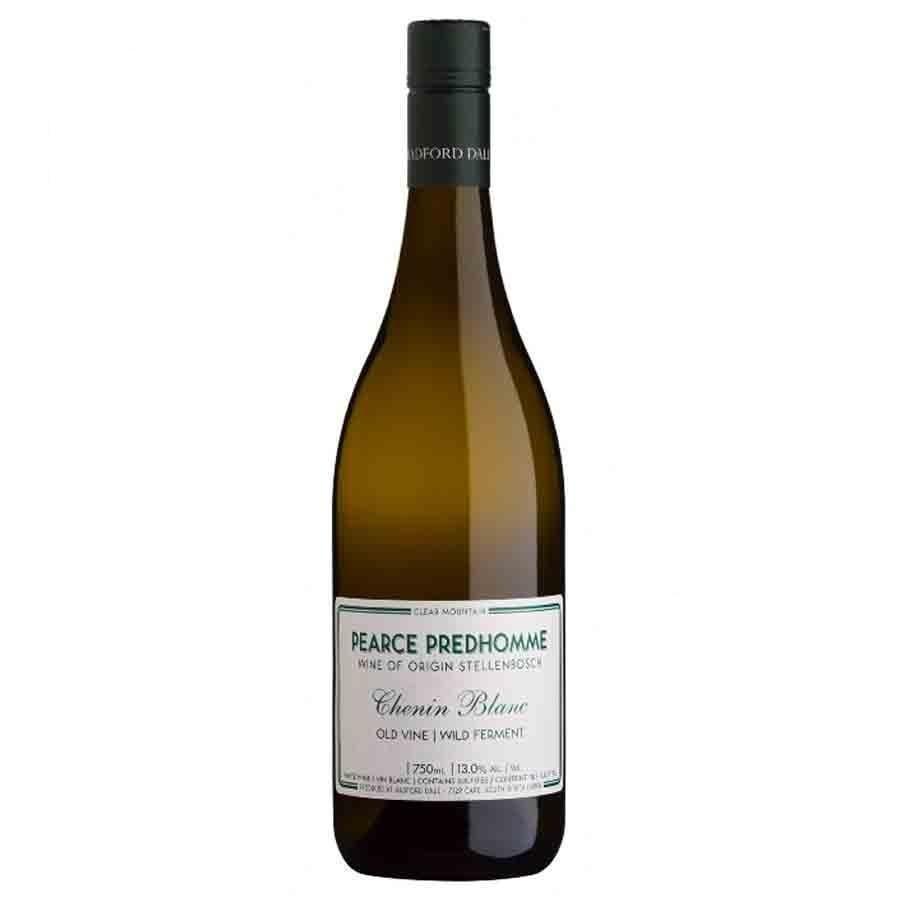 Chenin Blanc Old Vine Wild Ferment Stellenbosch by Pearce Predhomme 2019