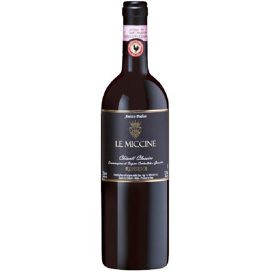 Chianti Classico Riserva DOCG by Le Miccine 2013 - Case of 6
