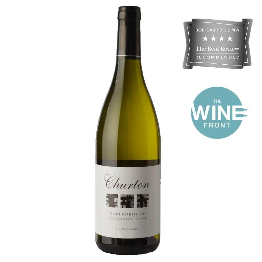 Sauvignon Blanc Marlborough by Churton 2018