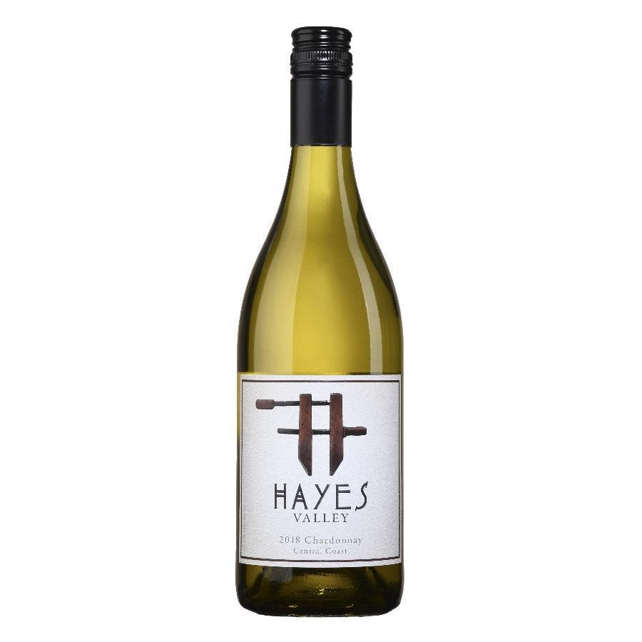 Hayes Valley Chardonnay Central Coast by Clos LaChance 2018