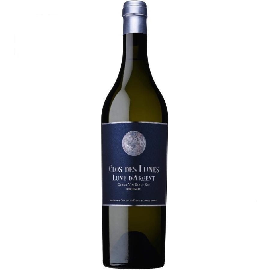 Clos des Lunes Lune d'Argent Bordeaux Blanc by Domaine de Chevalier 2015