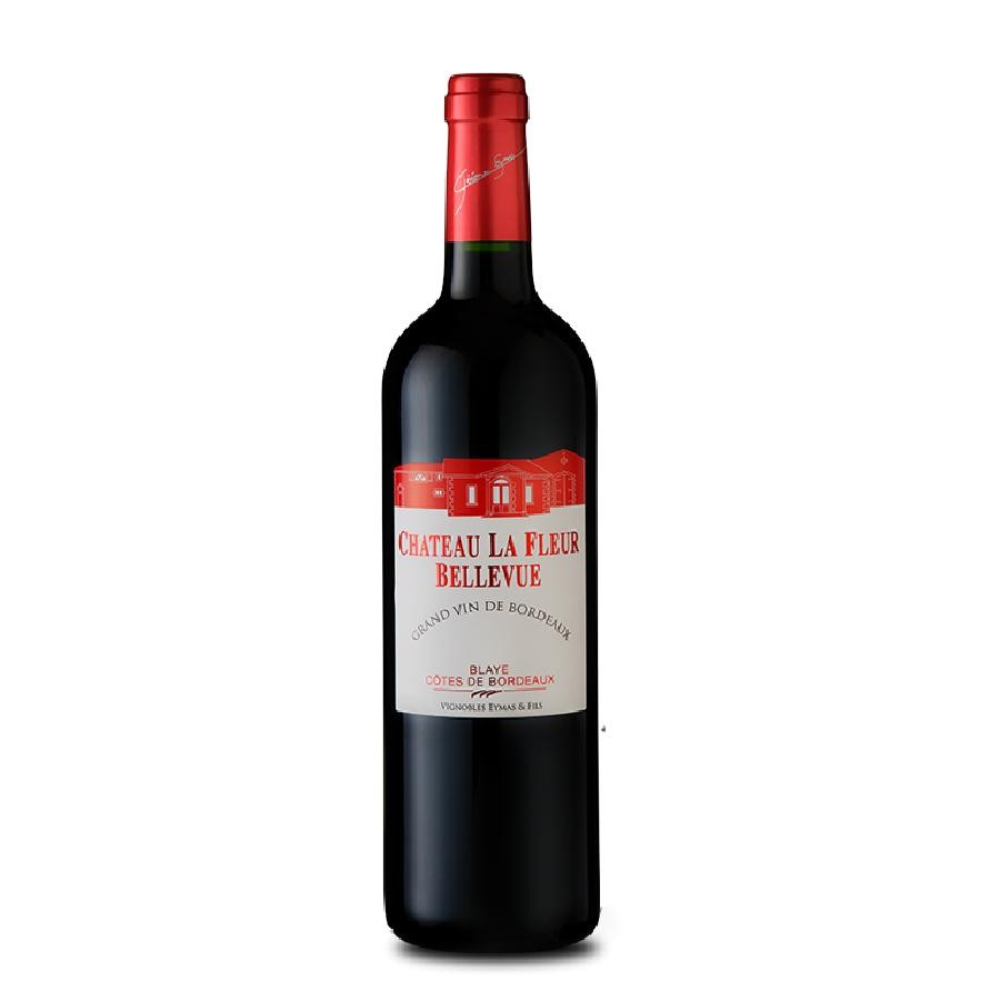 Blaye Côtes de Bordeaux Rouge by Château La Fleur Bellevue 2018