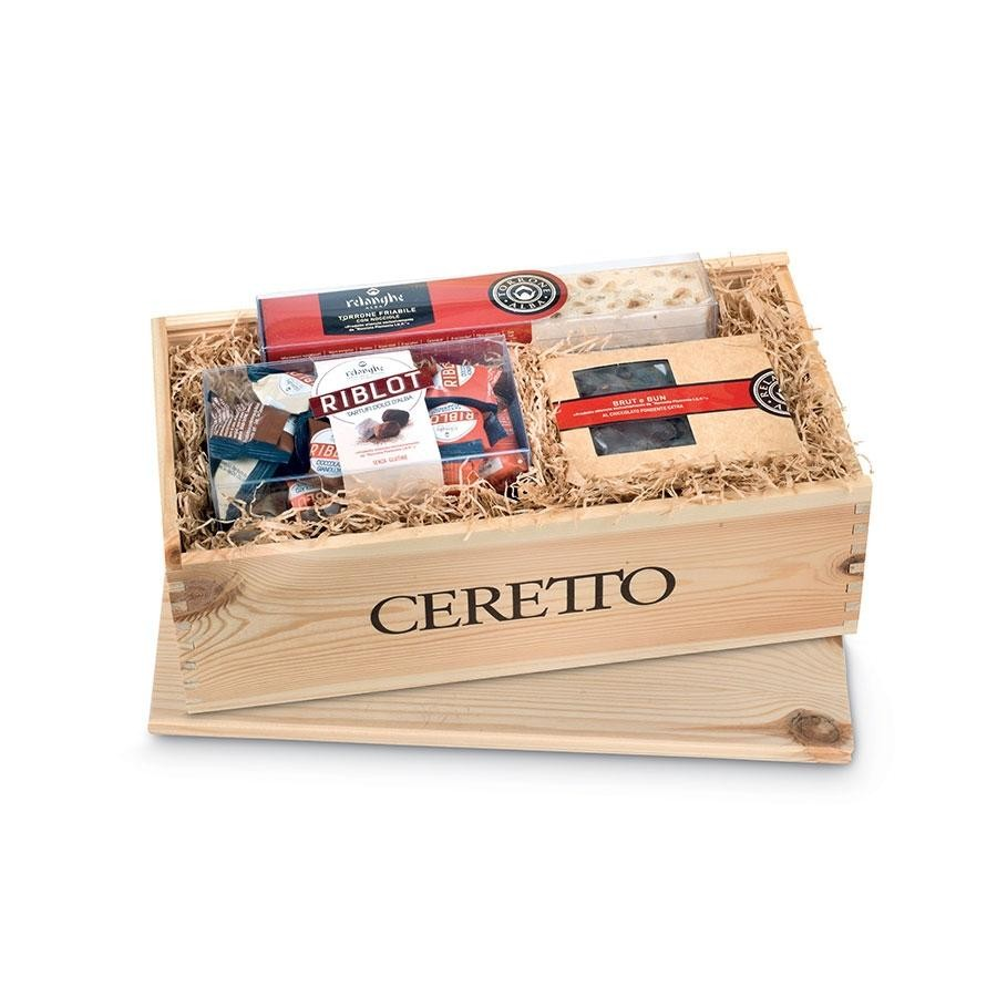 Small Gift Pack Piemonte I.G.P. by Three-Michelin-star chef Enrico Crippa