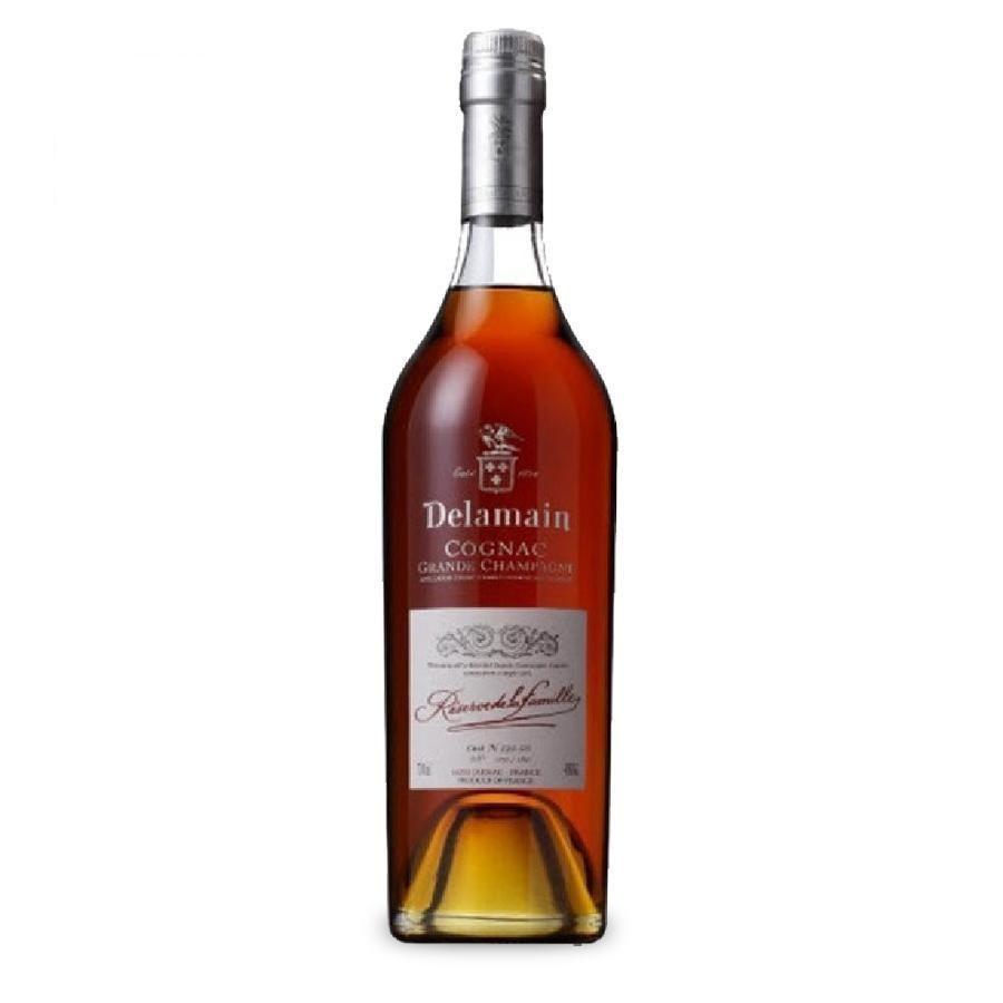 Cognac Grande Champagne Reserve de Famille by Delamain