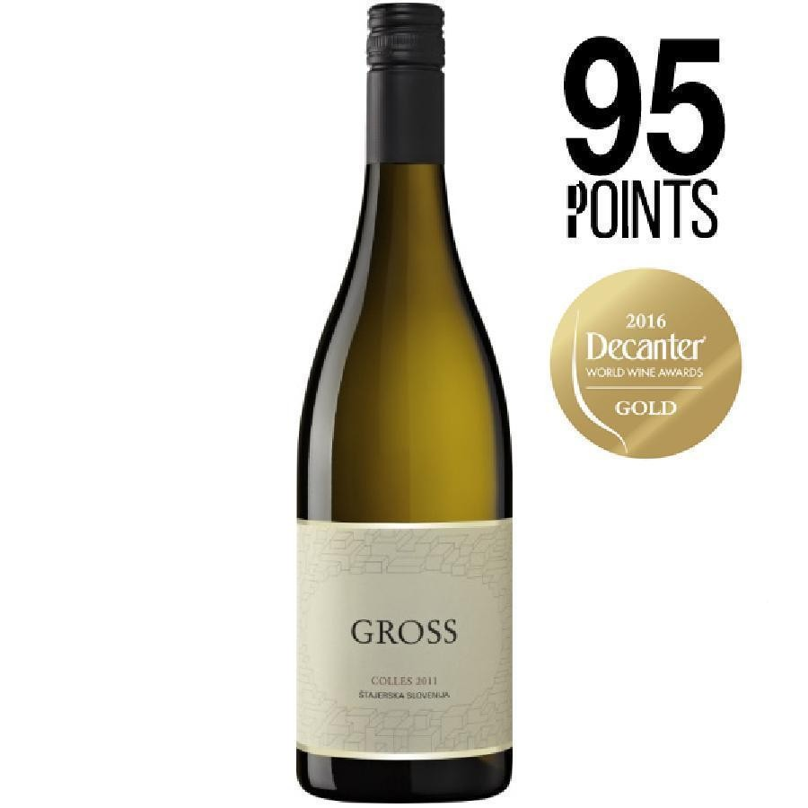 Colles Sauvignon Blanc by Weingut Gross 2013