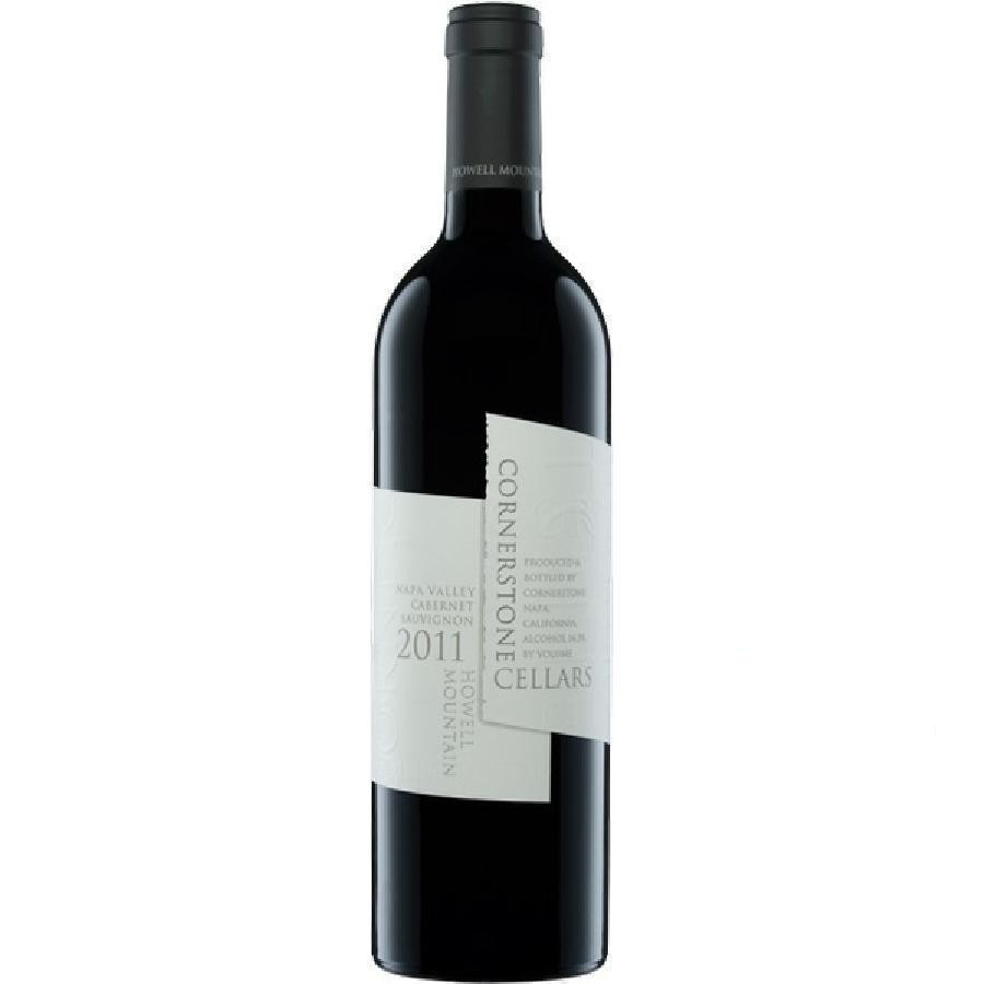Cabernet Sauvignon Howell Mountain by Cornerstone Cellars