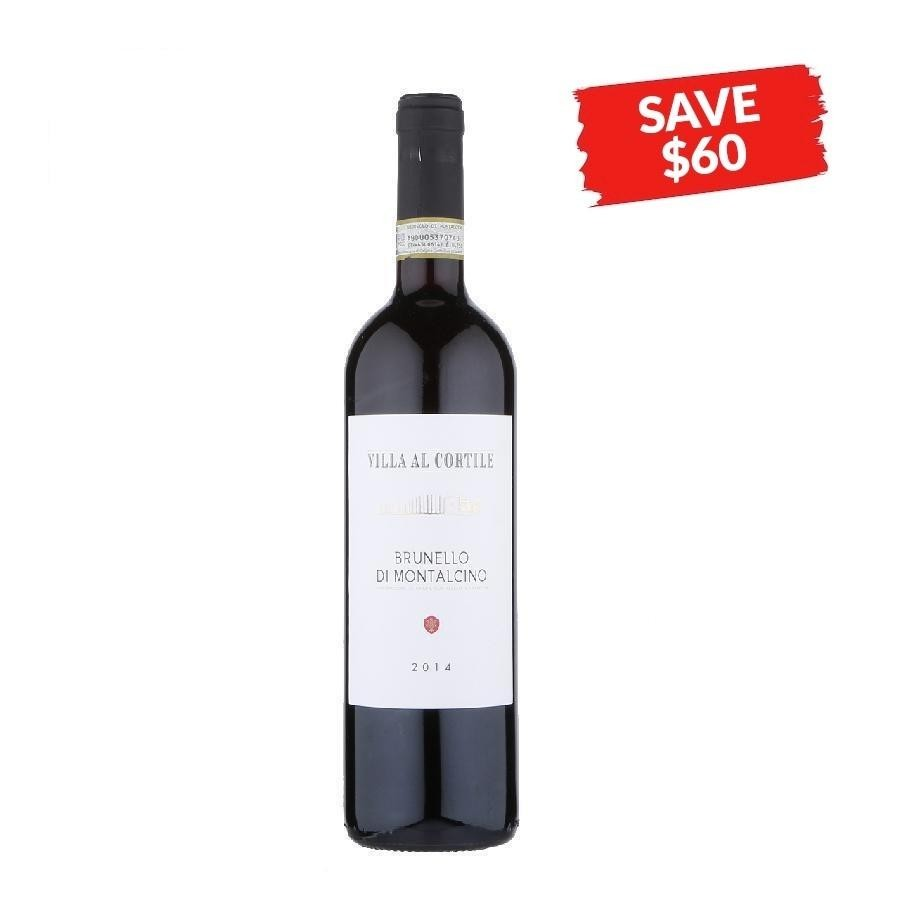 Brunello di Montalcino DOCG by Villa al Cortile 2014 (SAVE $60/CASE)
