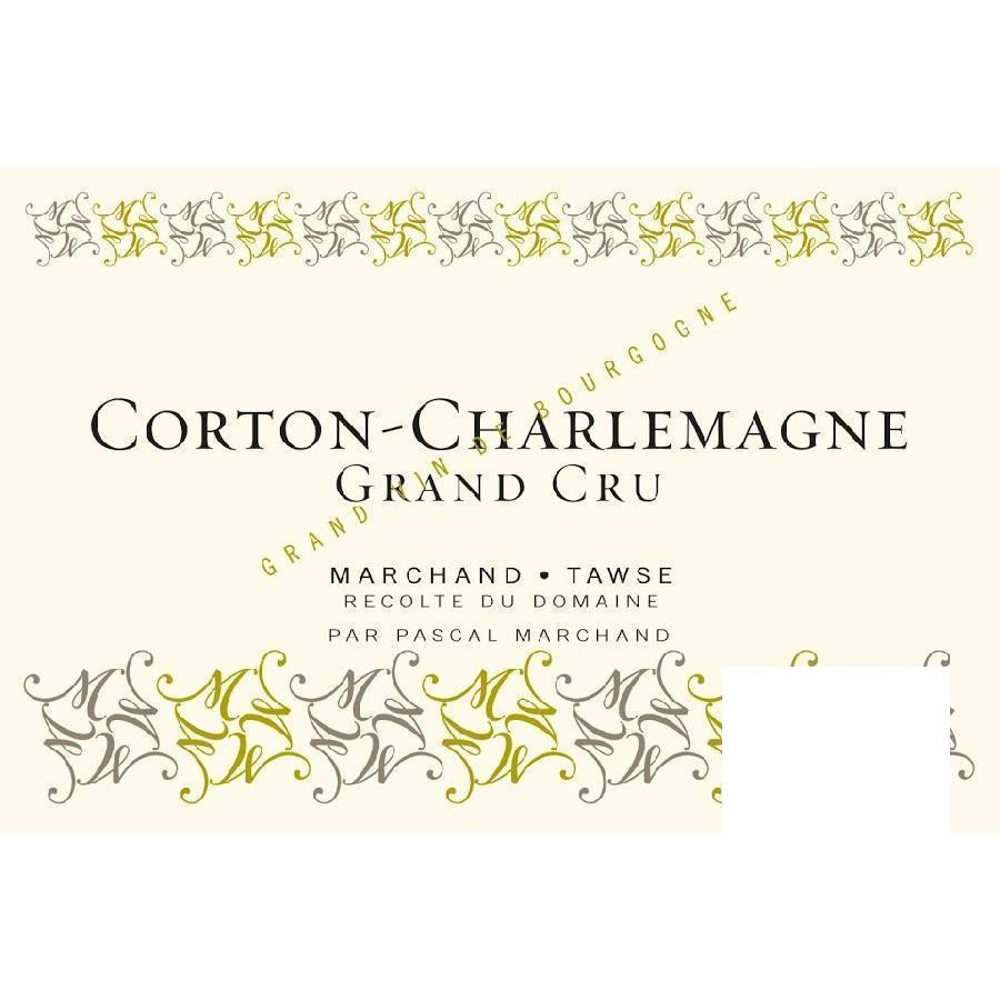 Corton-Charlemagne Grand Cru by Marchand-Tawse 2011