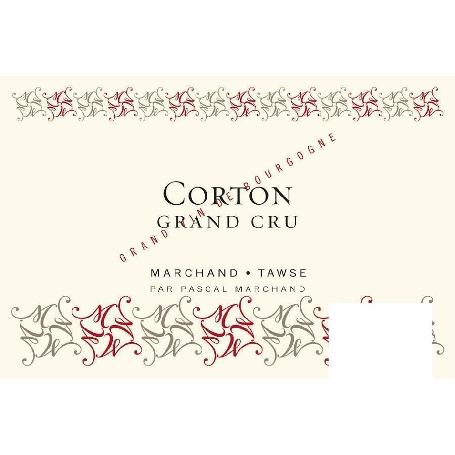 Corton Grand Cru by Marchand-Tawse 2011