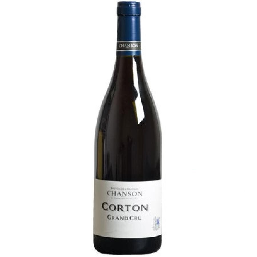 Corton Grand Cru by Domaine Chanson Père & Fils 2012