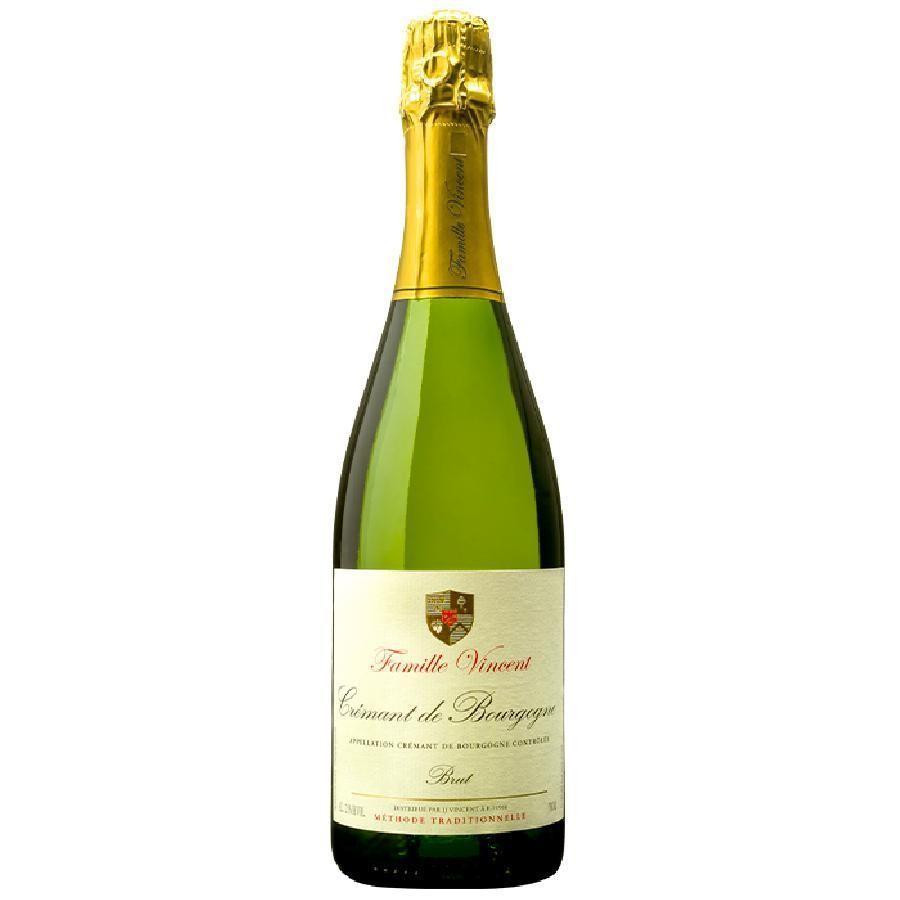 Cremant de Bourgogne Chateau Fuisse by JJ Vincent NV