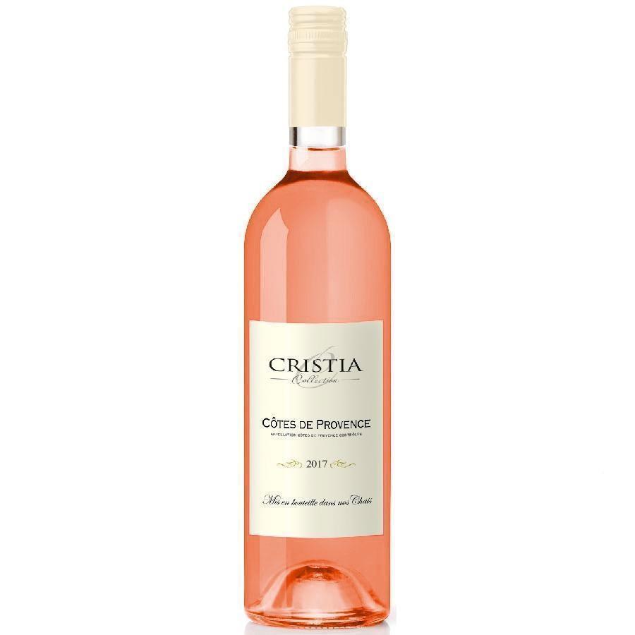Côte de Provence Rosé by Domaine de Cristia 2017