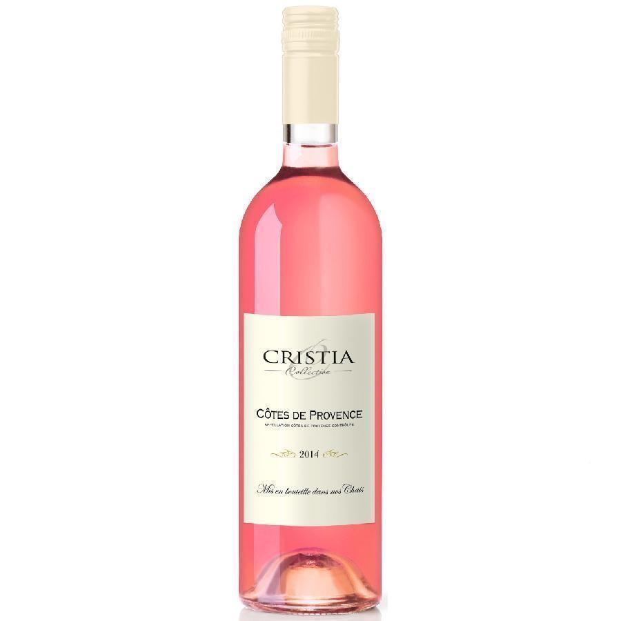 Côte de Provence Rosé by Domaine de Cristia 2016
