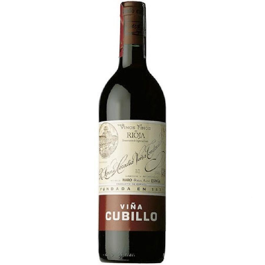 Viña Cubillo Rioja Crianza by Lopez de Heredia 2008