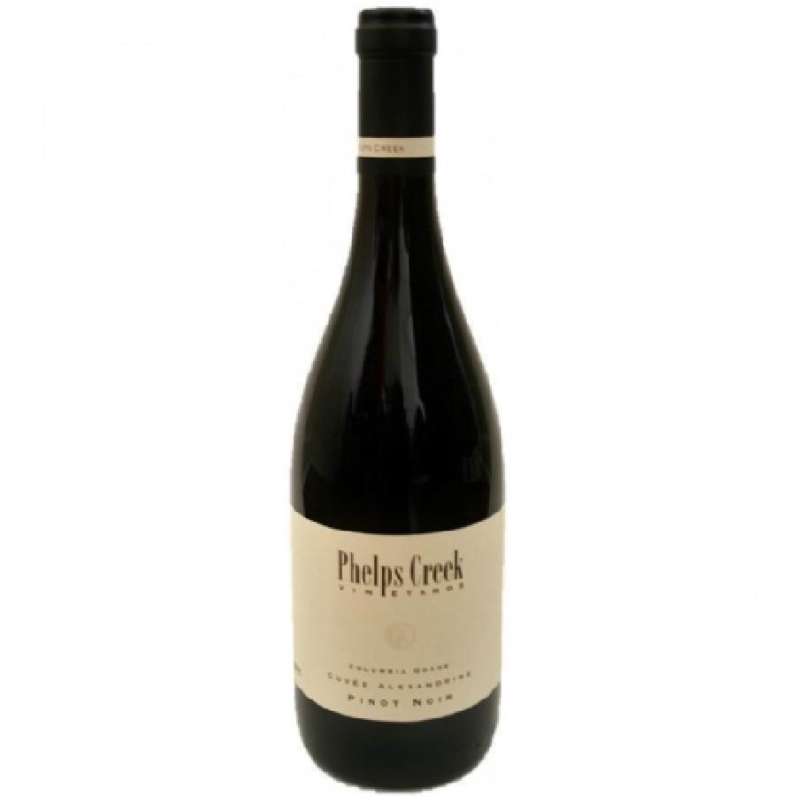 Pinot Noir Cuvee Alexandrine by Phelps Creek Vineyards 2014