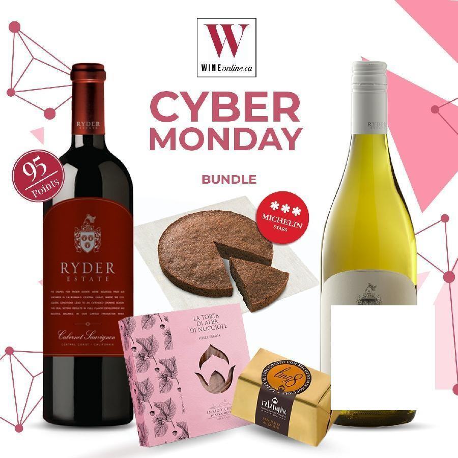 Cyber Monday Bundle Pack (12pk Cab / 12pk Chard / Chocolate)