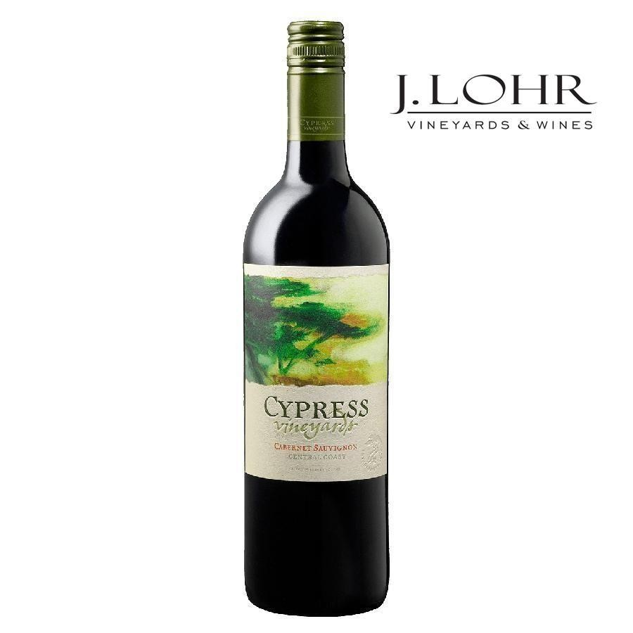 Cypress Vineyards Cabernet Sauvignon Central Coast by J. Lohr 2018