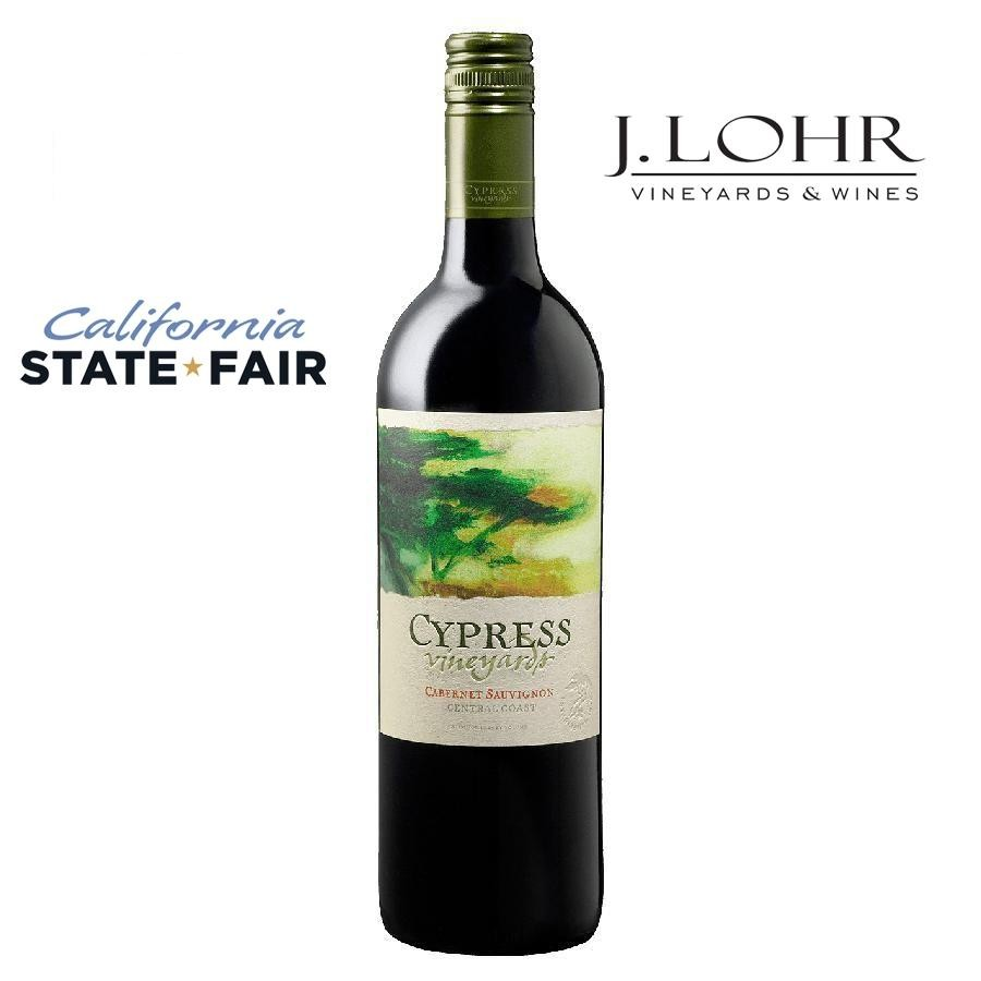 Cypress Vineyards Cabernet Sauvignon Central Coast by J. Lohr 2017