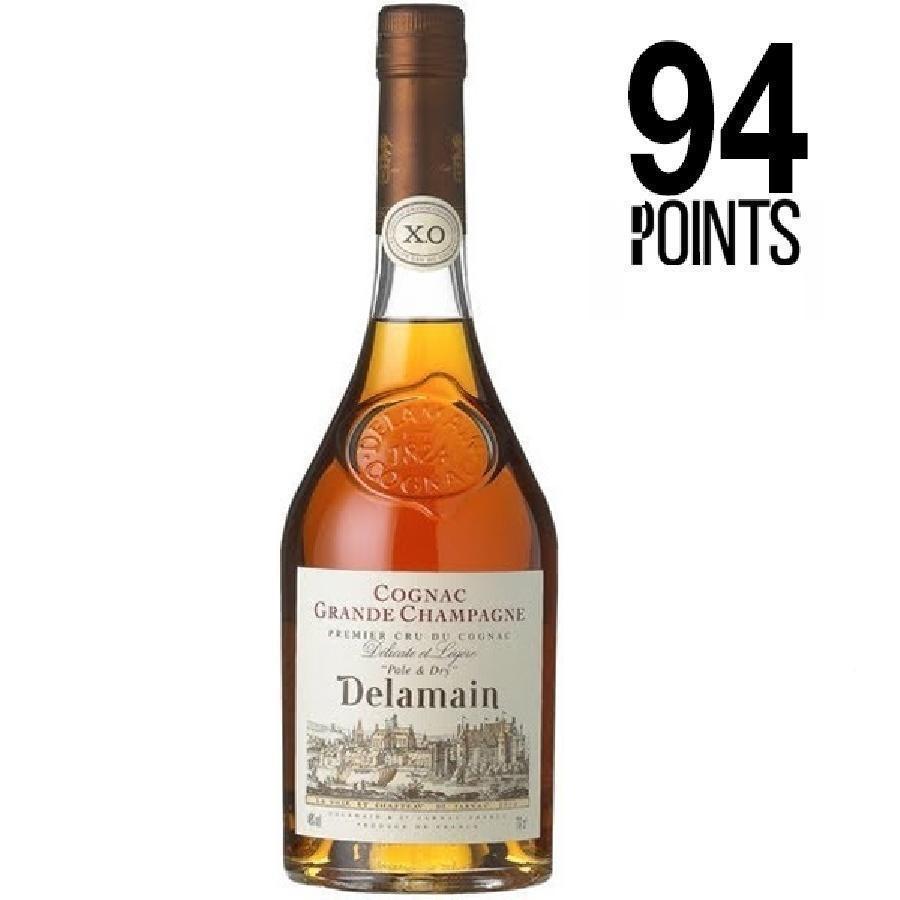 Cognac Grande Champagne Pale & Dry XO by Delamain