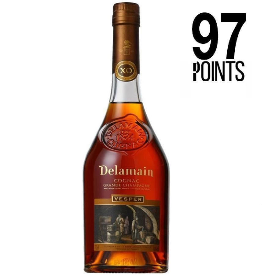 Cognac Grande Champagne Vesper XO by Delamain