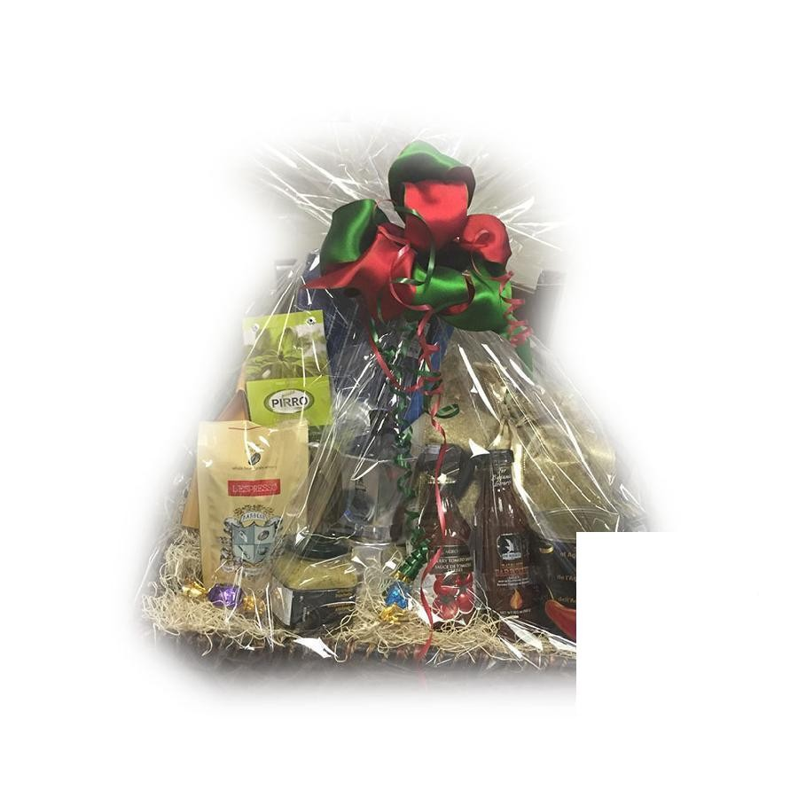 Deluxe Gift Basket by Aurora