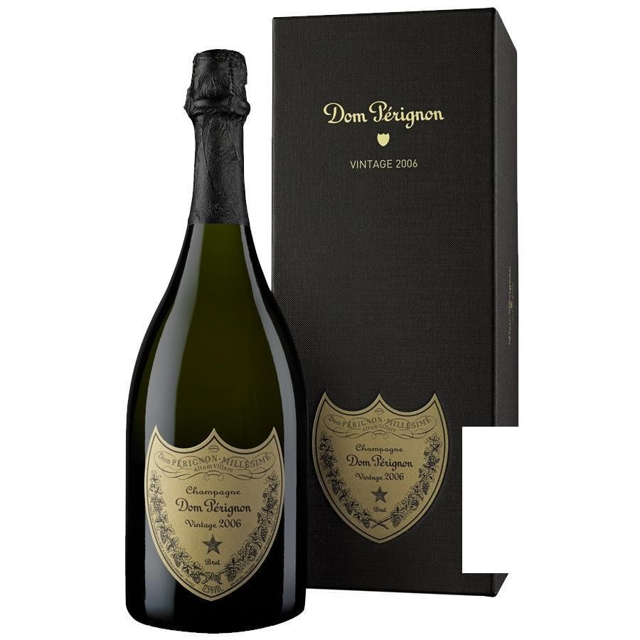 Dom Perignon Champagne by Moët & Chandon 2006