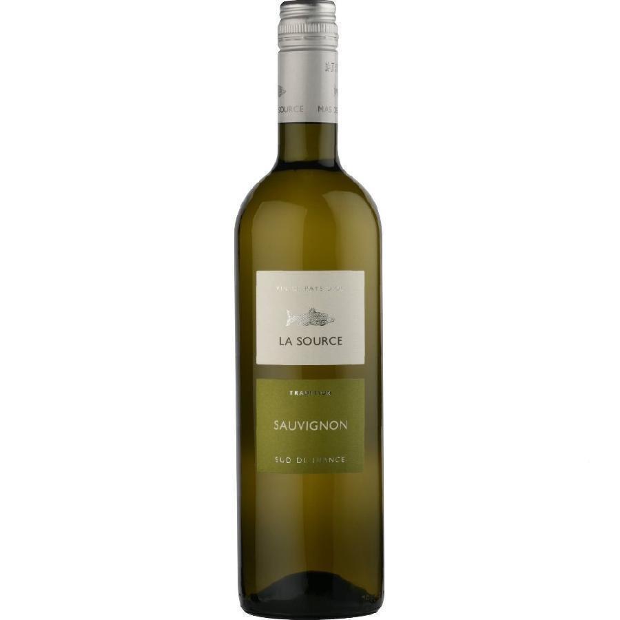 Mas de la Source Sauvignon Blanc by Domaine Robert Vic 2014