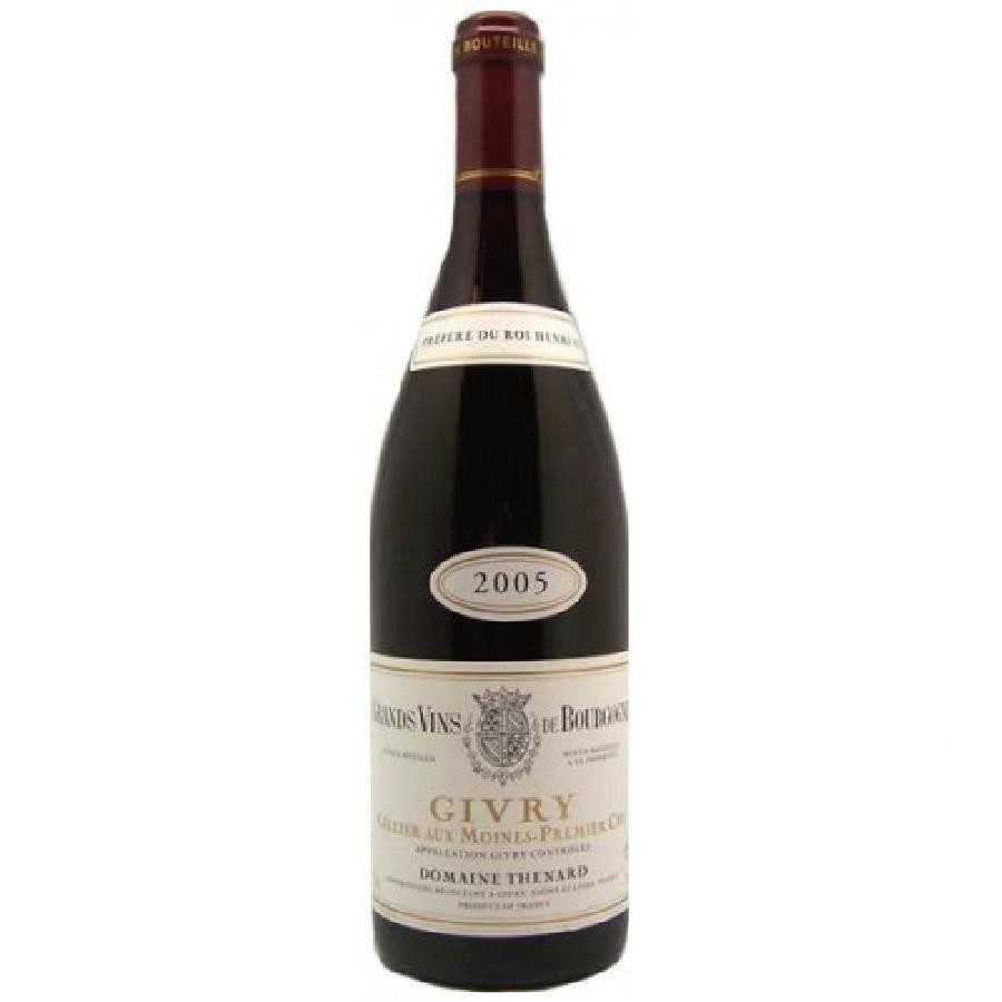 Givry 1er Cru Cellier aux Moines by Domaine Thenard 2011