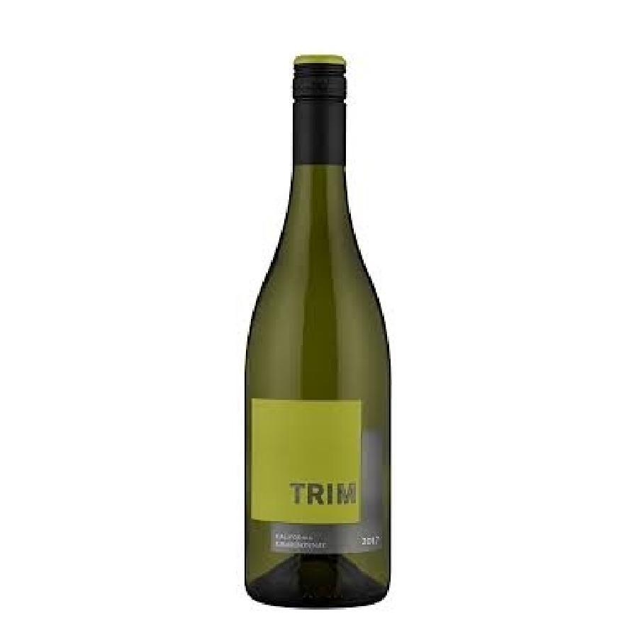 TRIM California Chardonnay by Edge Wines 2017