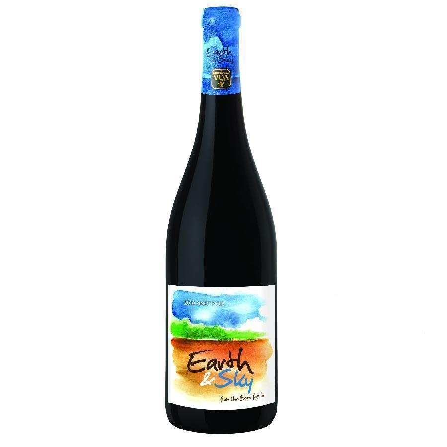 Earth and Sky Pinot Noir VQA by Château Des Charmes 2011