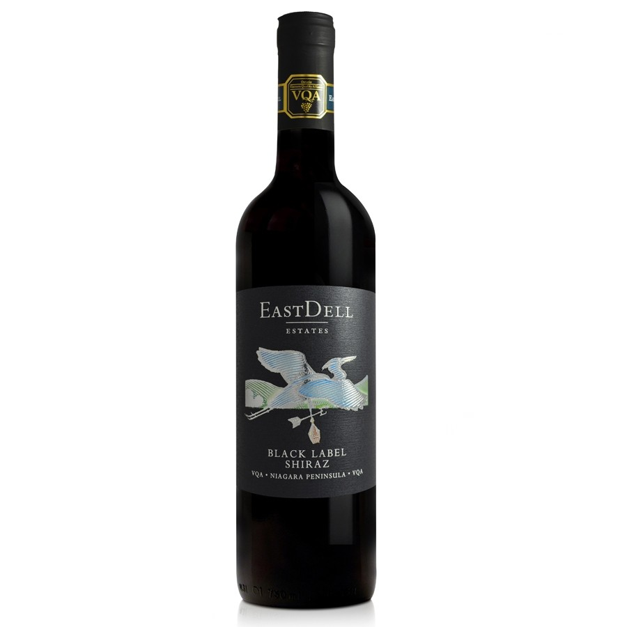 EastDell Wines Black Label Shiraz by Lakeview Cellars 2016 (SAVE $60/CASE)