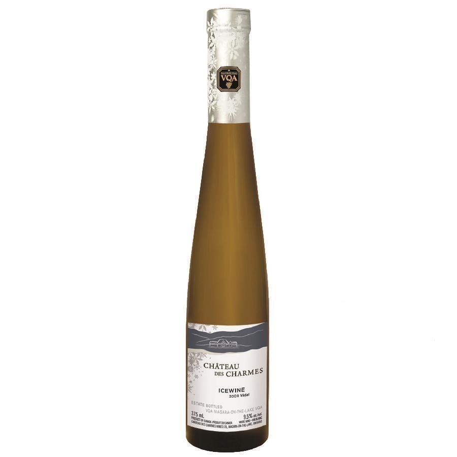 Vidal Icewine VQA (375 ml) by Château Des Charmes 2012