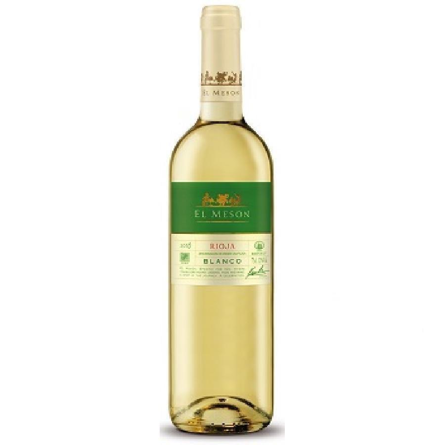 El Meson Rioja Blanco by Bodegas El Meson 2014