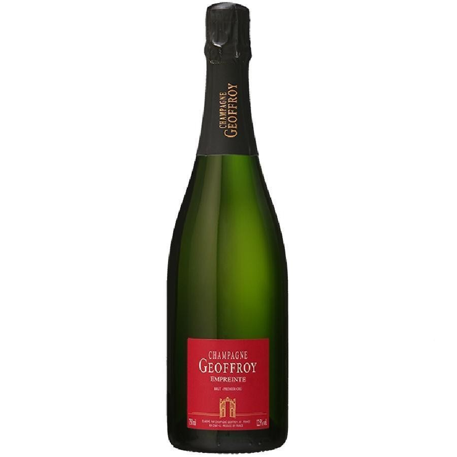Champagne Empreinte Brut 1er Cru by René Geoffroy 2008