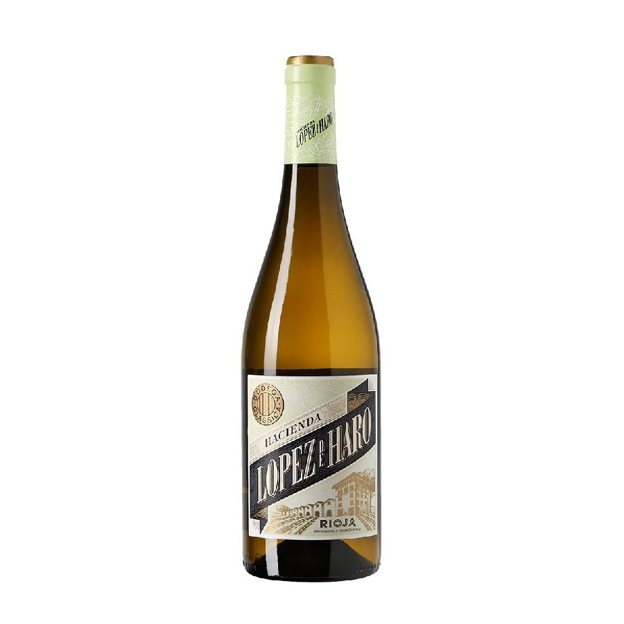 Hacienda Lopez de Haro Rioja Blanco by Bodega Classica 2020