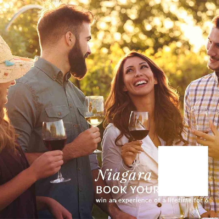 Niagara In Style Contest Entry - Winner will be selected on May 27th, 2019