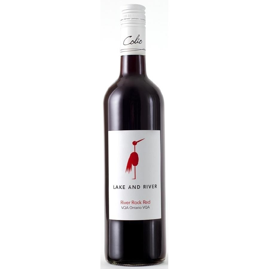 Lake & River Series River Rock Red VQA by Colio Estate Winery 2013