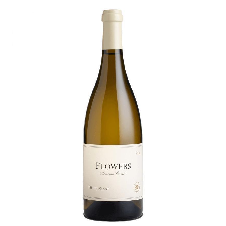 Sonoma Coast Chardonnay by Flowers 2017