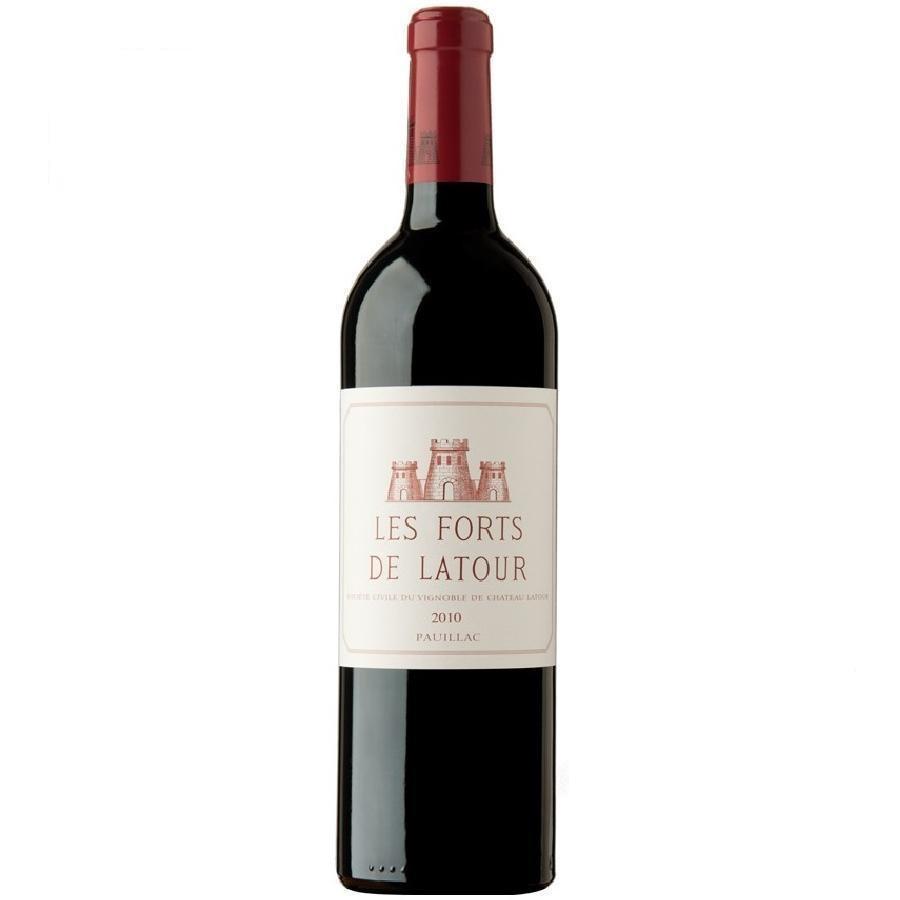 Les Forts de Latour (OWC) by Chateau Latour 2010