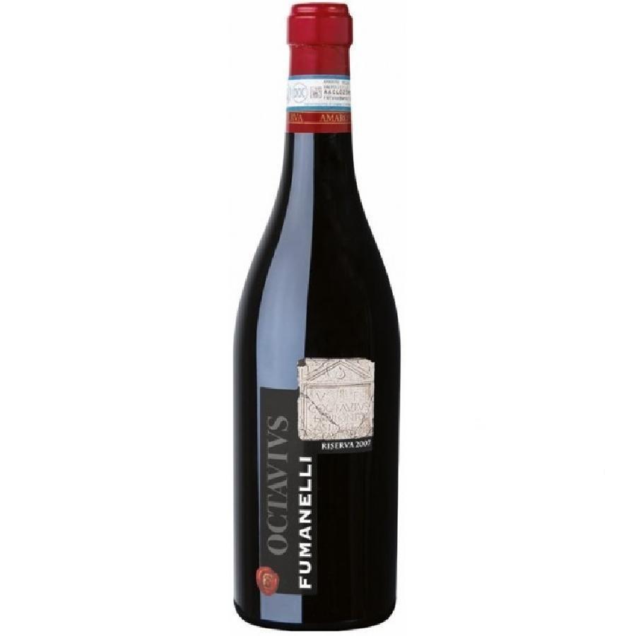 Amarone Riserva Octavius by Marchesi Fumanelli 2007