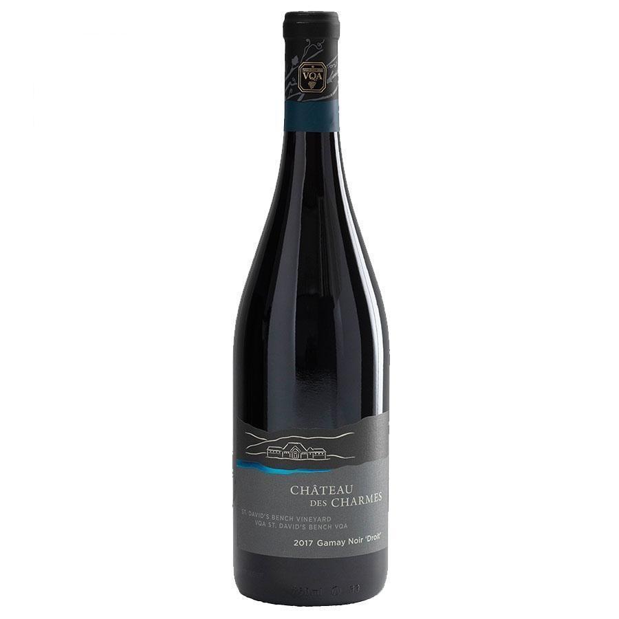 Gamay Noir 'Droit' St. David's Bench Vineyard VQA by Château Des Charmes 2010