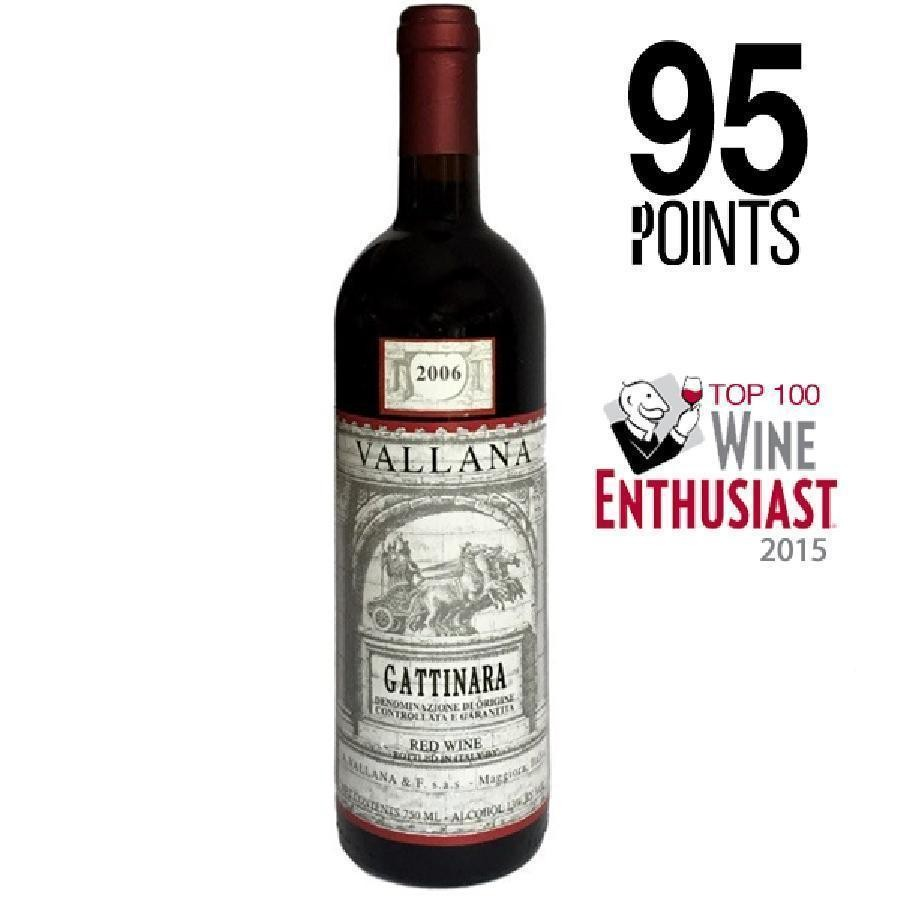 Gattinara DOCG by Vallana Wines 2006