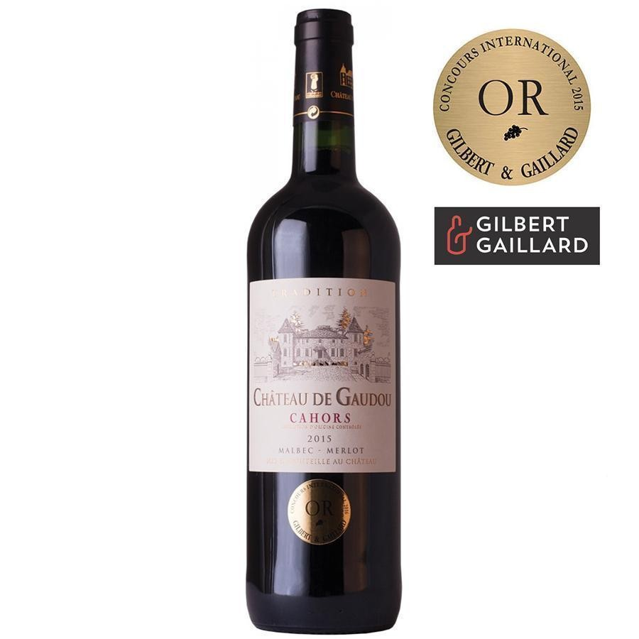 Tradition Cahors Malbec by Chateau de Gaudou 2015
